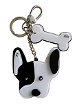 FCP Pup Key Chain - Name Tag